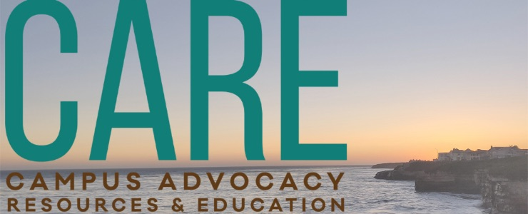 Campus Advocacy Resources & Education. Support and help for UCSC students who experienced sexual assault, rape, stalking, domestic violence, and dating violence.